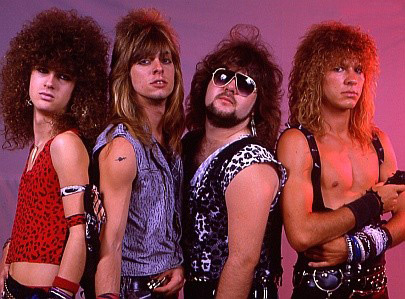 Top 15 Best Hair Metal Bands | Music News @ Ultimate-Guitar.Com